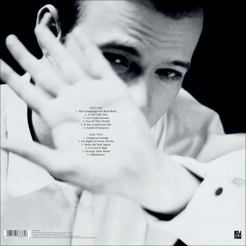 Edwyn Collins: Gorgeous George CD - product image