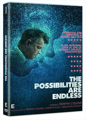 The,Possibilities,Are,Endless,DVD,The Possibilities Are Endless DVD, Edwyn Collins Film
