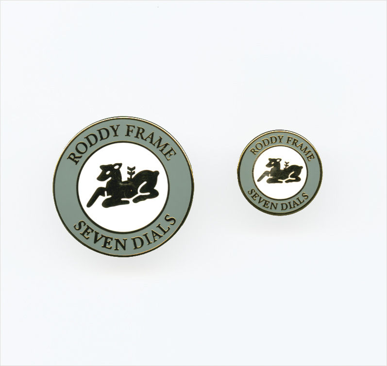 Roddy Frame: Seven Dials Badges - product images