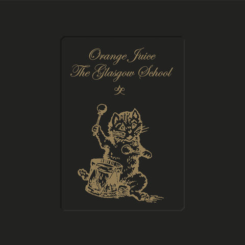 Orange,Juice:,The,Glasgow,School,CD,Orange Juice, The Glasgow School, Edwyn Collins