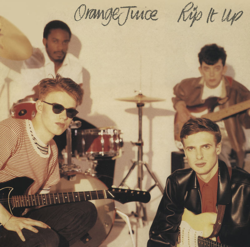 Orange Juice: Rip It Up LP (vinyl) - product image