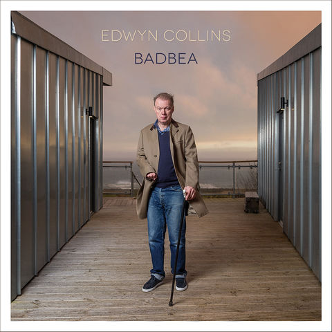Edwyn,Collins:,Badbea,LP,(with,A4,Lyrics,Letterpress,Print),Edwyn Collins: Badbea