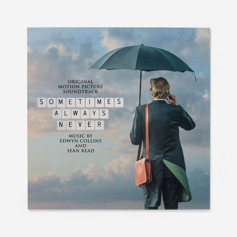 Edwyn Collins and Sean Read: Sometimes Always Never Soundtrack LP - product image