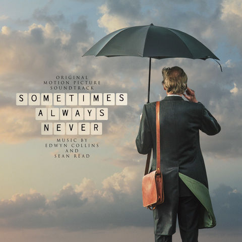 Edwyn,Collins,and,Sean,Read:,Sometimes,Always,Never,Soundtrack,LP,Edwyn Collins and Sean Read, Sometimes Always Never Soundtrack LP