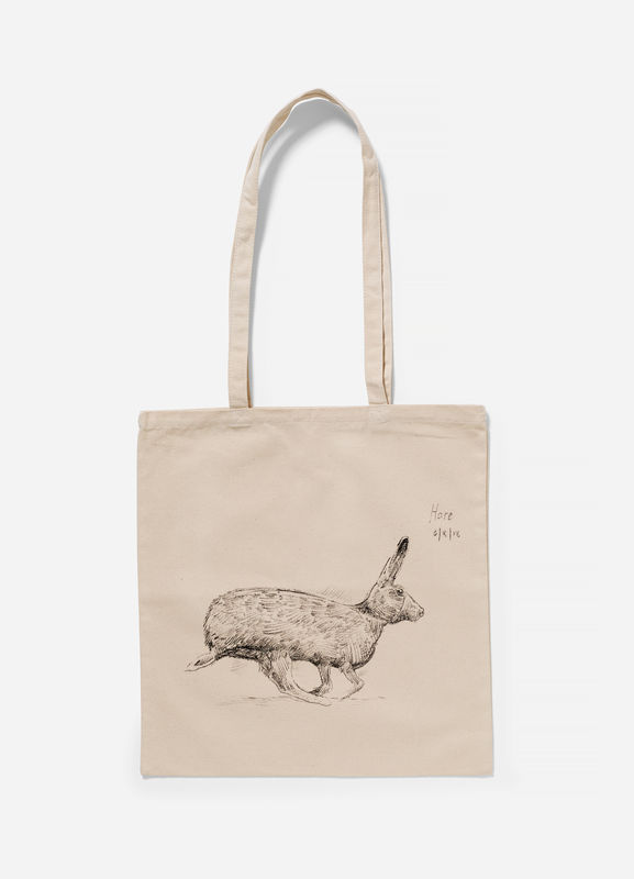 The Hare - Tote Bag - product image