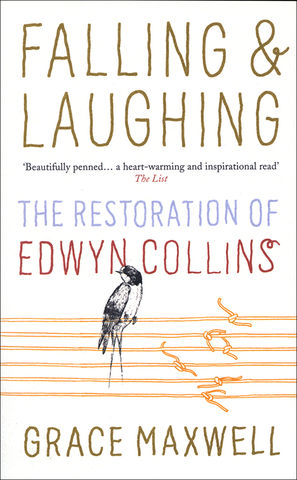 FALLING,AND,LAUGHING,by,Grace,Maxwell,Falling and Laughing, Grace Maxwell, Edwyn Collins book
