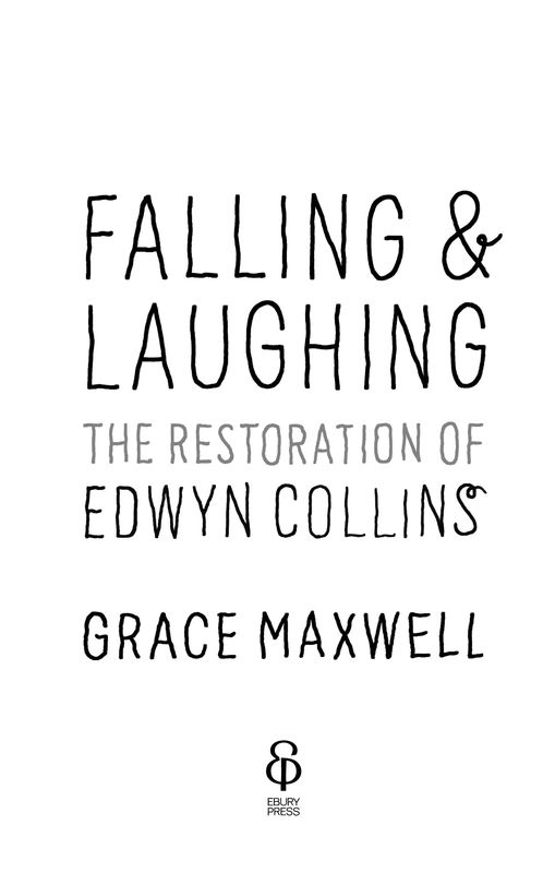 FALLING AND LAUGHING by Grace Maxwell - product image