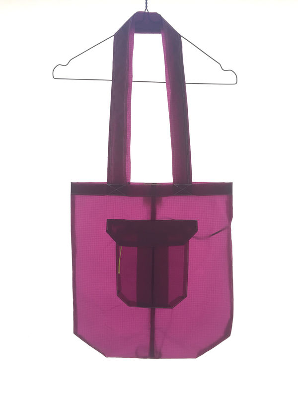 GLIDER_TOTE BAG_GARNET - product images  of