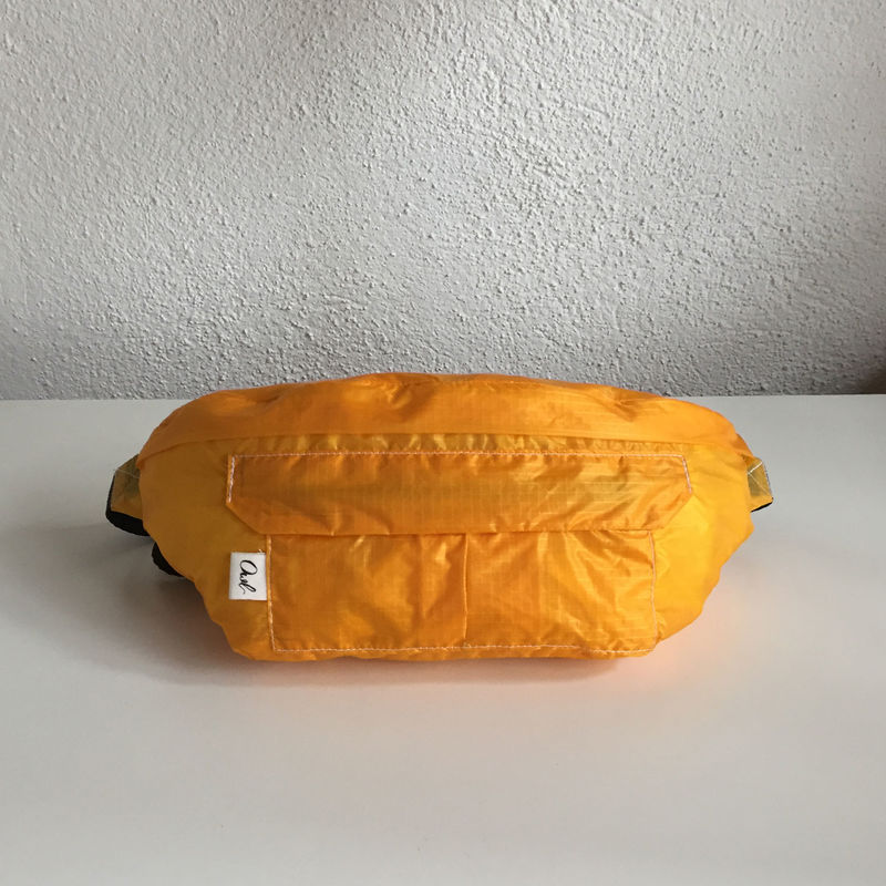 GLIDER_FUNNY BAG_ORANGE-ISH YELLOW - product images  of