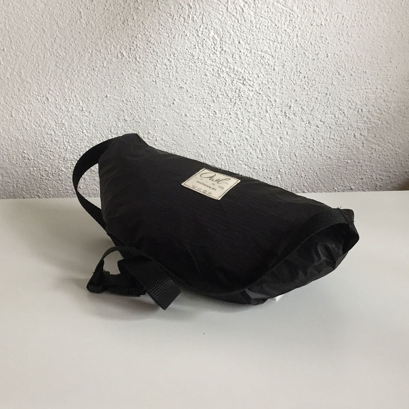 GLIDER_FUNNY BAG_BLACK - product images  of
