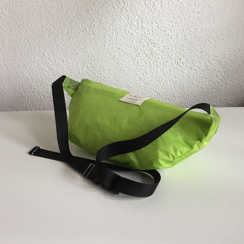 GLIDER_FUNNY BAG_GREEN - product images  of