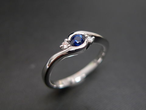 Classic,Blue,Sapphire,Engagement,Ring,Jewelry  Ring  just married  carat  anniversary gift  engagement ring  custom made jewelry  white yellow gold  classic ring solitaire ring  blue sapphire ring  sapphire engagement  wedding ring  blue ring  sapphire wedding