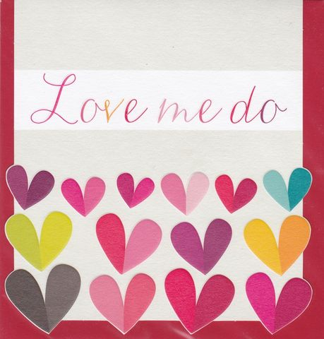 Love,Me,Do,Valentine's,Day,Card,buy valentines day card online, buy cards for valentines day card online, valentine cards, one i love valentines day card, one i love card, partner card for valentines day