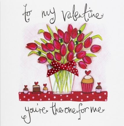 You're,The,One,For,Me,Valentine's,Day,Card,buy valentines day card online, buy to my valentine card online, buy roses valentines day card, valentine's day card, card for valentine, be my valentine card, valentines card, cake valentine card, flowers valentines day card, love heart card, beautiful v