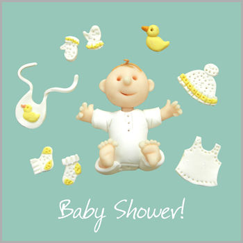 Baby Shower Card - product images