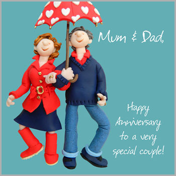 Mum,and,Dad,Happy,Anniversary,Card,buy mum and dad anniversary card online, anniversary card for mum and dad, anniversary card for parents, parents happy anniversary card, mum and dad cards, cards for parents, cards for wedding anniversaries