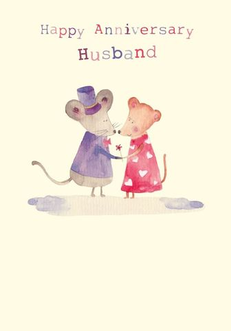 Mice,Husband,Anniversary,Card,buy husband anniversary card online, wedding anniversary cards for husband, hubby anniversary card, cards for wedding anniversaries, husband anniversary card, mouse anniversary card, mice anniversary card, nice mice card
