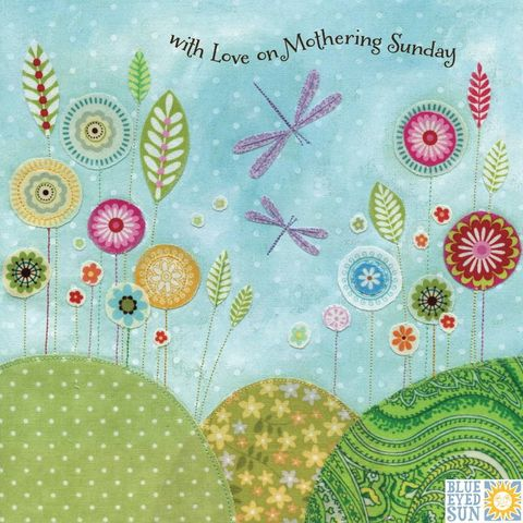 Dragonflies,With,Love,On,Mothering,Sunday,Card,buy dragonfly mothers day card online, buy mothering sunday card online, mothers day cards with dragonflies, flower happy mothers day card, buy happy mothering sunday card online, lovely mum mothers day card, mothering sunday card for mum, cards for mums