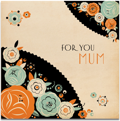 Floral,For,You,Mum,Card,buy mum card online, buy mothers day card online, buy mothering sunday card online, buy card for mums, card for mum, i love you mum card, mum birthday card, birthday card for mum, mum card for mothers day, mothering sunday card, mother's day card, buy mum