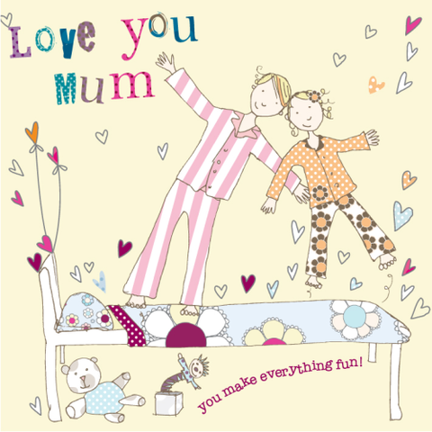 Love,You,Mum,Mother's,Day,Card,buy mothering sunday card online, buy cards for mums online, mummy card, cards for mummies, buy mothers day card online, mum card online, card for mums, card for mum, i love you mum card, mum birthday card, birthday card for mum, mum card for mothers day