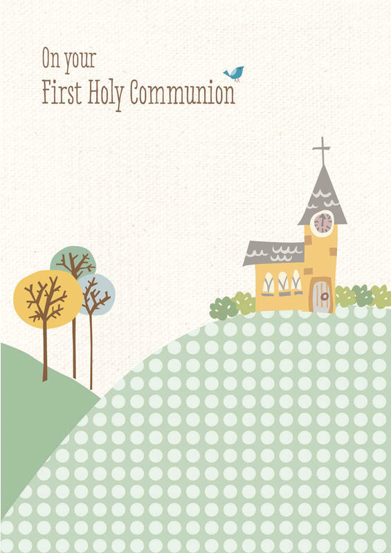 First Holy Communion Card - product images