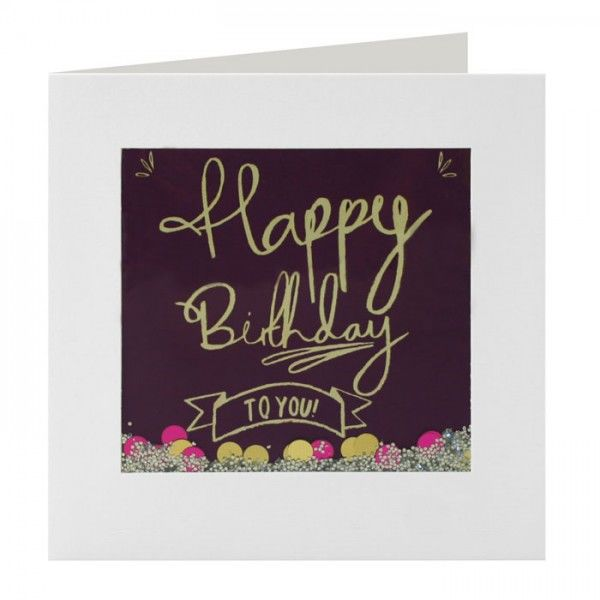 Shakies Disco Birthday Card - product images