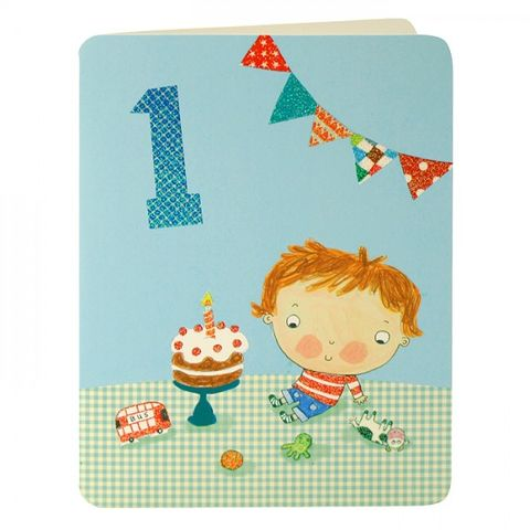 Baby,Boys,First,Birthday,Card,buy 1st birthday card online, buy little boys age 1 birthday card online, buy baby boys 1st birthday card online, buy boys age one birthday card online, birthday cake birthday cards, age 1 birthday cards, childrens birthday cards