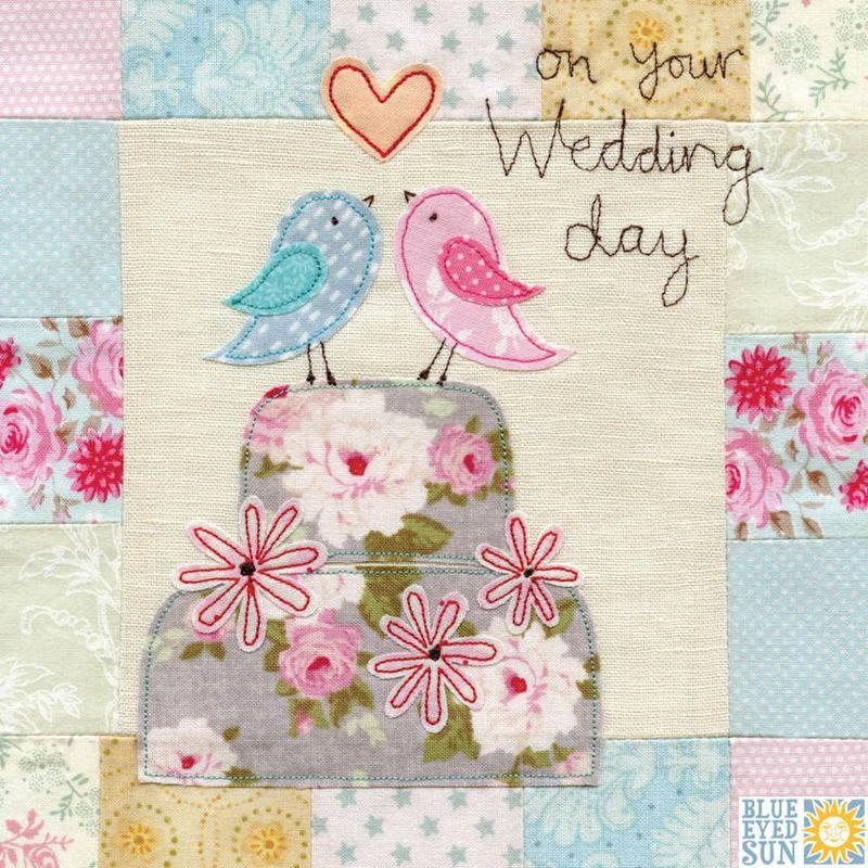 On Your Wedding Day Card - Large, luxury card - product images  of