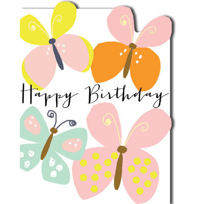 Butterflies,Birthday,Card,buy birthday cards for her online, female birthday cards with butterflies, buy female birthday cards online, butterfly birthday cards, butterfly birthday card for her, girls birthday card with butterflies, pretty birthday cards