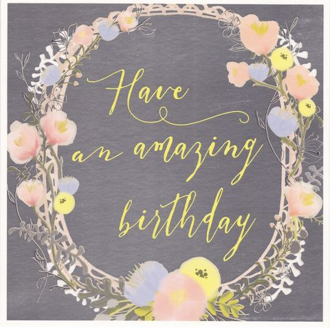 Have,An,Amazing,Birthday,Card,buy contemporary birthday card online, buy birthday cards for her online, buy floral birthday cards for her online, female birthday cards, birthday cards with flowers, flower birthday card for female