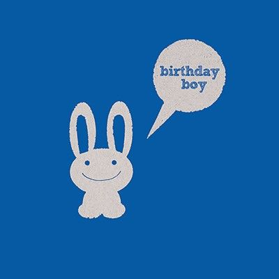 Birthday Boy Birthday Card - product images