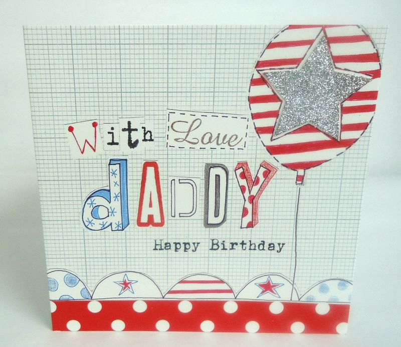 With Love Daddy Birthday Card - product images  of