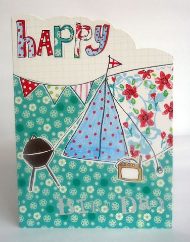 Tent,&,BBQ,Camping,Birthday,Card,buy glamping birthday card online, buy camping birthday card online, buy birthday cards for her online, buy male birthday cards online, buy birthday cards for him online, buy mens birthday card online, buy man birthday card online, buy bloke birthday card