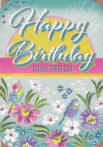 Birds,&,Sunshine,Birthday,Card,buy female birthday cards online, buy birthday cards for her online, buy female birthday cards with sunshine, buy floral birthday card online, female birthday cards with birds, birthday cards with birds, bird birrthday card for her, buy birthday cards wit