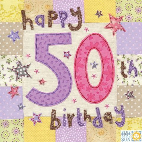 Happy,50th,Birthday,Card,-,Large,,luxury,birthday,card,buy large 50th birthday cards online, buy large birthday card for fiftieth birthday online, buy female birthday cards for fiftieth online, buy birthday cards for age fifty online, female birthday cards for 50th, 50th birthday cards for her, age 50 birthda