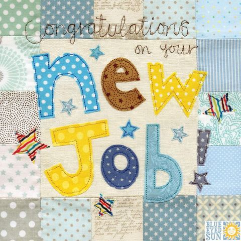 Congratulations,On,Your,New,Job,Card,-,Large,,luxury,card,buy large new job cards online, buy large congratulations cards online, buy large congrats on your new job card online, buy congratulations on your new job card online, buy large leaving card online, large sorry you are leaving card, sorry you are leaving