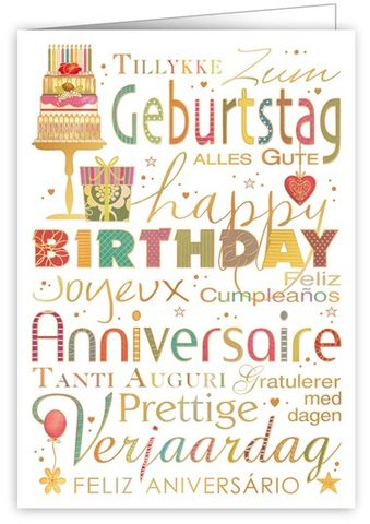 Joyeux,Anniversaire,Happy,Birthday,Card,buy joyeux anniversaire card online, buy geburtstag alles gute birthday cards online, buy prettige verjaardag birthday cards online, buy happy birthday cards online