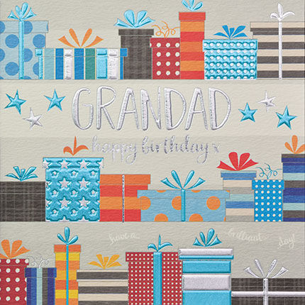Grandad,Presents,Birthday,Card,buy grandad birthday card online, buy birthday cards for grandads online, buy grandparent card, buy granddad birthday cards online, card for granddad, grandad birthday cards, grandparent birthday card with birthday presents