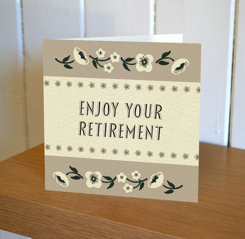 Retirement,Card,-,Floribunda,Mini,buy retirement cards online buy sorry you are leaving card online, buy cards for leaving online, buy retirement cards online, buy sorry cards, buy floral sorry you are leaving cards online