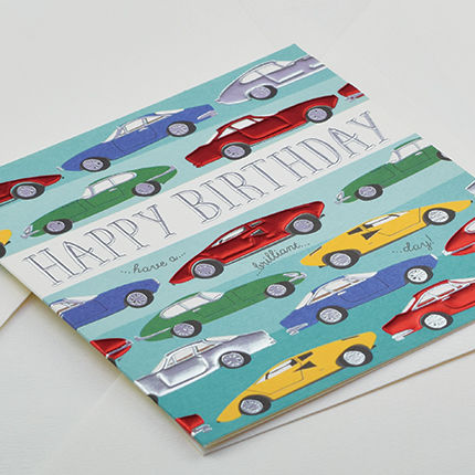 Hand,Finished,Cars,Birthday,Card,buy car birthday card online, buy sports car birthday card online, buy racing cars birthday cards online, buy mens birthday cards online with cars, buy car birthday cards for him online, cars birthday card, birthday card with car, birthday card for him, m