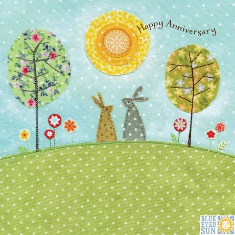 Bunny,Rabbits,Happy,Anniversary,Card,buy anniversary card online, buy wedding anniversary cards online, buy cards for anniversaries online, happy anniversary card, buy wedding anniversary card online, buy rabbit anniversary cards, buy anniversary cards with bunny,
