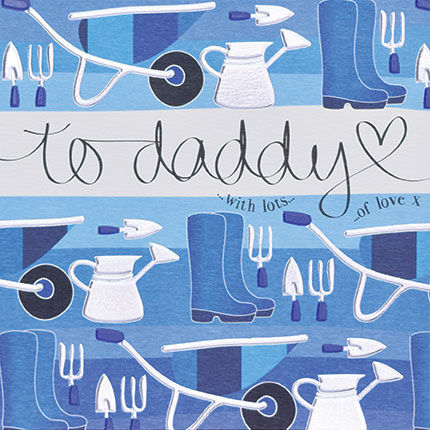 To,Daddy,With,Love,Card,buy daddy birthday cards online, buy birthday cards for daddies online, buy daddy with love birthday card online, buy birthday cards for parents online, buy daddy fathers day card online, buy fathers day cards for daddy online, buy gardening daddy card on