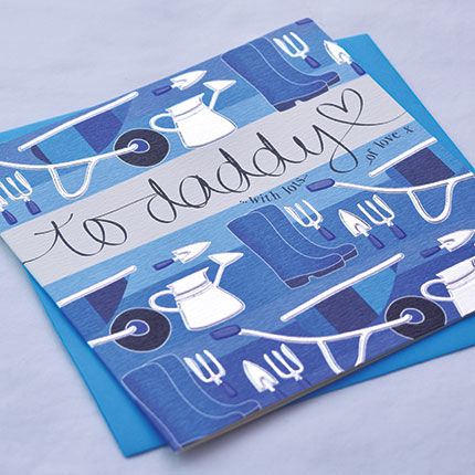 To Daddy With Love Card - product images  of
