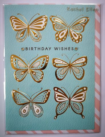 Butterflies,Birthday,Wishes,Card,buy birthday cards for her online, buy birthday cards with butterflies online, buy butterfly birthday cards online, buy unisex bird birthday cards online, buy  birthday cards with birds online