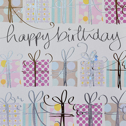 Hand,Finished,Presents,Birthday,Card,buy birthday cards online, buy present birthday cards online, buy birthday present birthday card for her online, buy girls birthday cards with presents online, buy unisex birthday cards with presents online, buy gender neutral birthday cards online,birthd