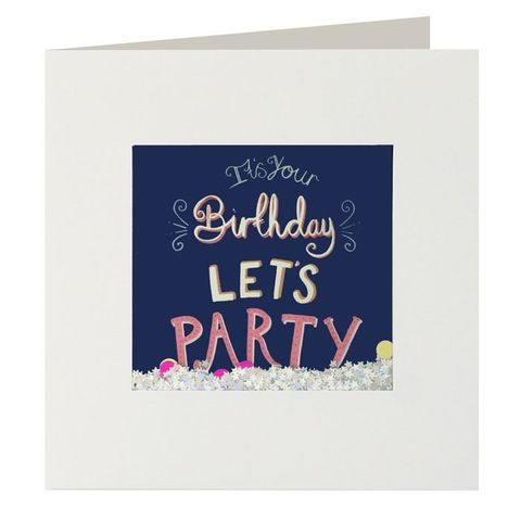 Shakies,It's,Your,Birthday,Let's,Party,Card,buy shakies birthday cards online, buy lets party birthday cards for her online, buy gender neutral birthday cards online, buy balloon birthday cards online, buy birthday cards for him, buy birthday cards for her, buy luxury birthday cards online
