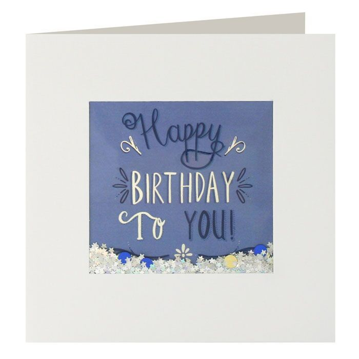 Shakies Happy Birthday To You Card - product images
