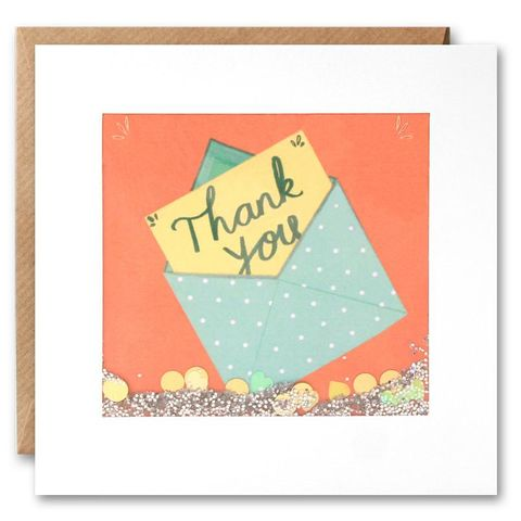 Shakies,Thank,You,Card,buy shakies thank you cards online, buy special thank you cards online with confetti, buy thank you cards online for him, buy thank you cards online for her,