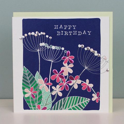 Botanical,Alliums,Happy,Birthday,Card,buy botanical birthday cards for her online, buy pretty floral birthday cards for females online, buy birthday cards with leaves online, buy nature birthday cards online, buy unisex gender neutral birthday cards with plants online, buy female birthday car