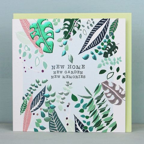 Botantical,New,Home,Garden,Card,buy botanical new home cards online, buy new home home garden new memories card online for change of address, buy welcome to your new home card online, special family new home card, special couple friends new home cards, good luck in your new home card